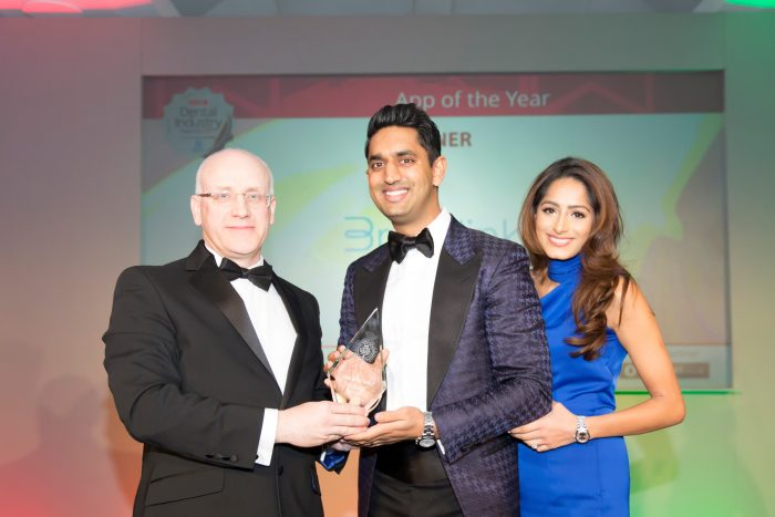 Prestigious award for Brushlink app