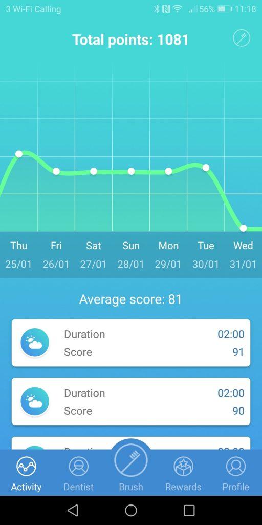 Brushlink App Screenshot 21