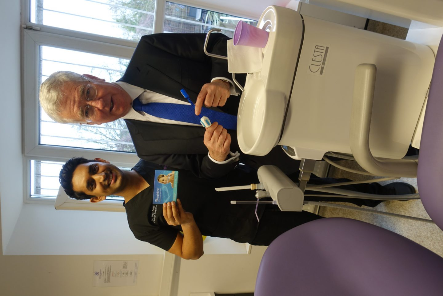 MP learns how dental tech could solve UK dental decay crisis