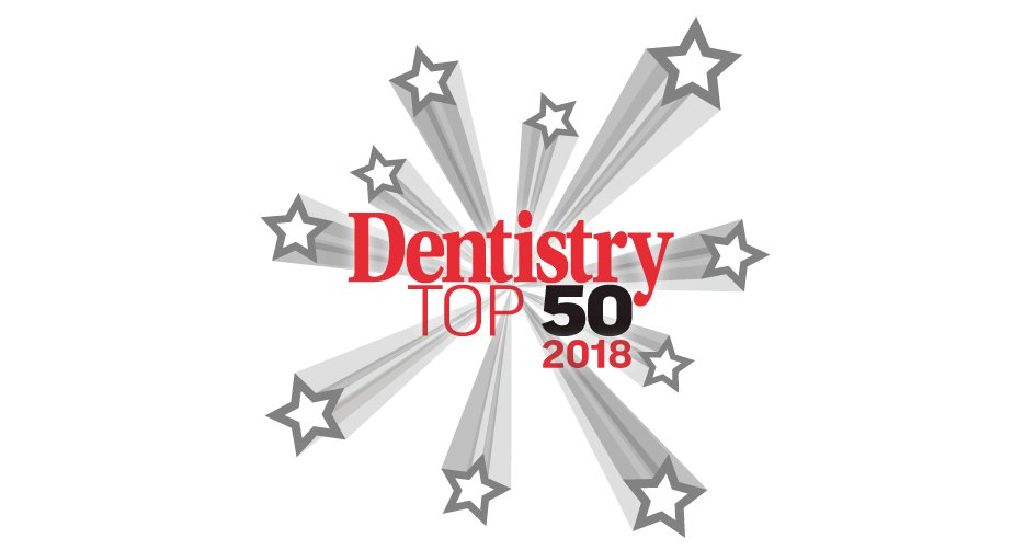 Dentistry Top 50 rankings for Brushlink duo